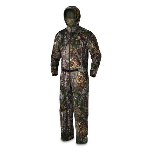 - ScentLok Savanna Quickstrike Coverall (Realtree Edge, XXX-Large)