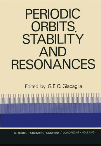 Periodic Orbits, Stability and Resonances: Proceedings of a Symposium Conducted by the University of São Paulo, the Tec