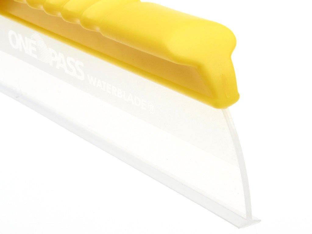 Superflex Water Blade Carwash Pack, Silicone 12 Inch T-Bar