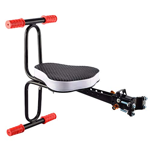 Jarhit Children Safety Seat Quick Release Bicycle Saddle Baby Chair Bicycle Bike Electric Bicycle Accessories