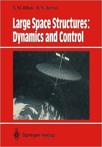 Gratis lydbøger til download på ipod Large Space Structures: Dynamics and Control (Springer Series in Computational Mechanics) in Danish CHM