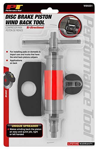 Performance Tool W89201 Disc Brake Caliper Spreader
