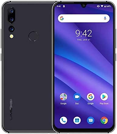UMIDIGI A5 Pro 6.3'' FHD+ Unlocked Smartphone with Triple Main Camera(16MP+8MP+5MP), 32GB+4GB Ram GSM Cell Phones International Version, Dual 4G LTE, Android 9.0 - US Warranty(Space Grey) WeeklyReviewer