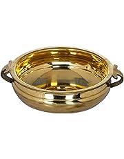 Urli Bowl - Brass Statue/Indian Brass Statue