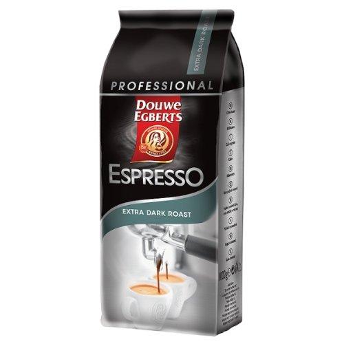 (Douwe Egberts Extra Dark Roast Espresso Beans 1kg)