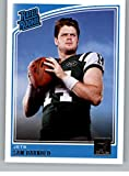 #7: 2018 Donruss Football #301 Sam Darnold RC Rookie Card New York Jets Rated Rookie Official NFL Trading Card