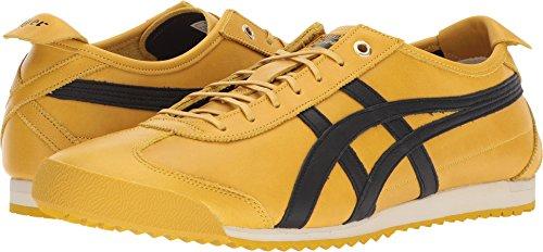onitsuka tiger mexico 66 sd yellow black usa womens clothing