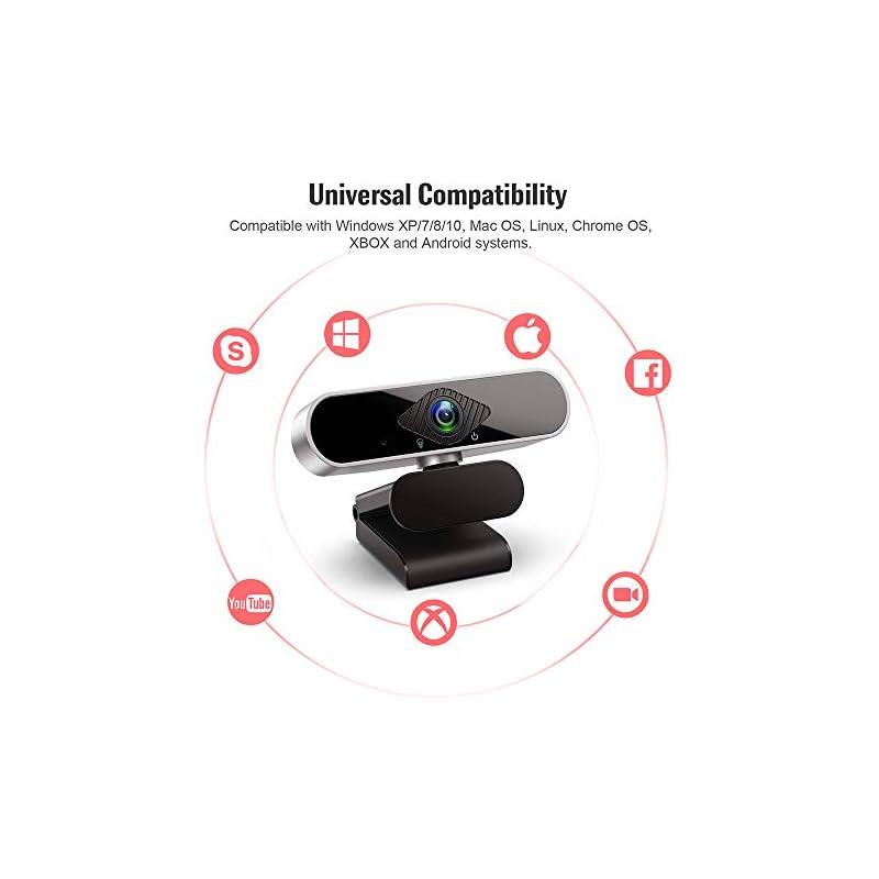 Case U Webcam with Microphone