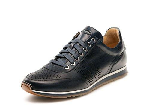 Magnanni Pueblo Navy Men's Fashion Sneakers Size 15 US ()