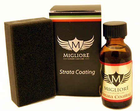 Migliore Strata Coating: High Gloss Ceramic Vehicle Coating