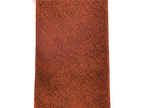Men's Party Casual XDXDWEWERT Occasion Wedding Orange Style Comfortable and Formal Necktie for FwCEY