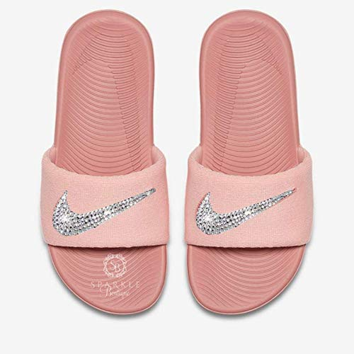 amazon com swarovski nike slides nike bling custom nike kicks