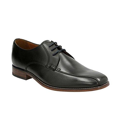 Bostonian Men's Narrate Walk Black Leather Oxford 10 M (D)