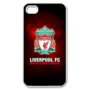 Classic Case Liverpool pattern design For Apple iPhone 4,4S Phone Case
