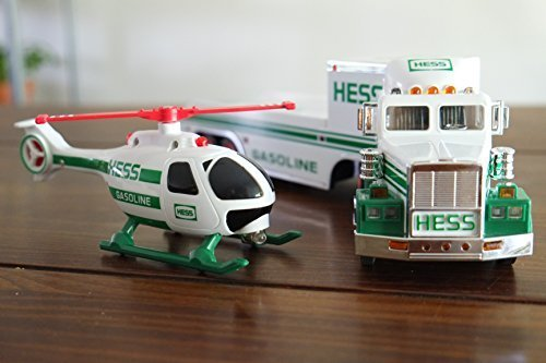 Hess Toy Truck and Helicopter (1995 Release) by Hess [並行輸入品]   B07BFZ2K3P