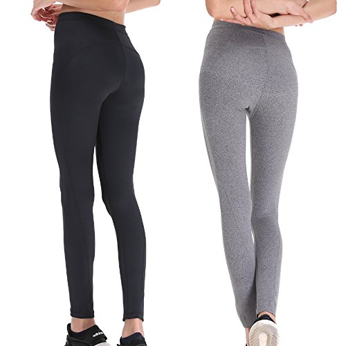 d52a74b41b7c1 ... Curve Muse Sports Exercise Yoga Pants for Women-Workout Running 4 Way  Stretch Leggings- ...