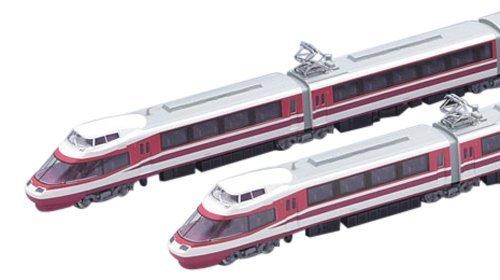 TOMIX Nゲージ 小田急ロマンスカー10000形 HiSE ロゴマーク付 セット 98609 鉄道模型 電車の商品画像