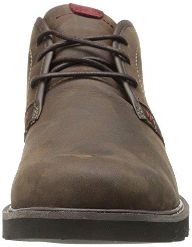Dunham Mens REVdash Brown Boot, Brown, 17.5 UK