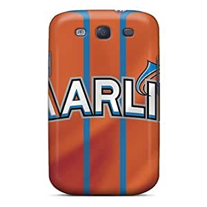 PRu1120VsGc Miami Marlins Fashion Hard shell For Iphone 4/4S Case Cover