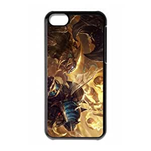 League of Legends(LOL) Guardian of the Sands Xerath iPhone 5c Cell Phone Case Black DIY Gift pxf005-3612592