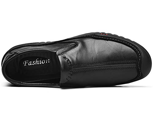 Shoes Sneakers Negro Zapatos Gjrrx Para Hombre Casual De Zapatillas Conducción Cordones 20188a Ligeros Caminar TqwwFU8