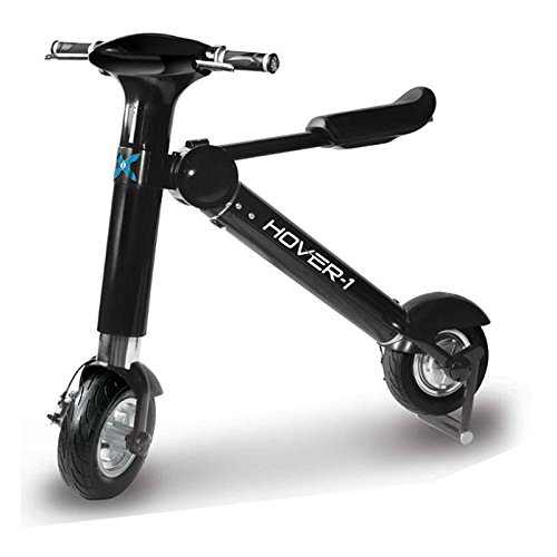 chic Hover-1 HY-HBKE XLS Folding Electric Bike - Eco Friendly Portable Electric Scooter with up to 22 Mile Range - Compact E-Bike with High Performance Brush-less Motor capable of up to 20 MPH Top Speed
