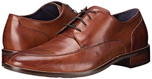 9af7dfb7279 Cole Haan Men s Lenox Hill Split Toe Oxford British Tan Shoes ...