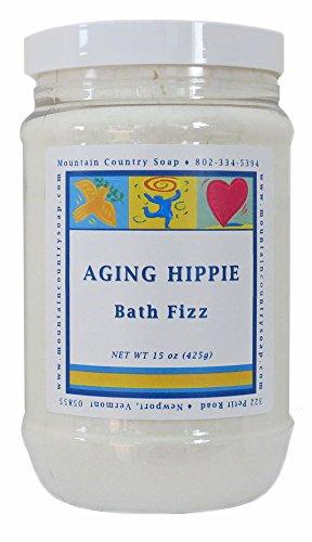 - Aging Hippie Patchouli Aromatherapy Bath Fizz