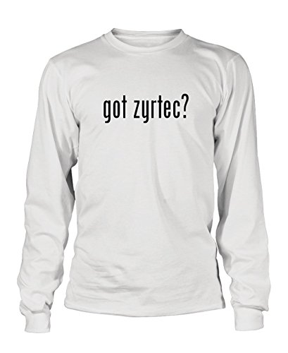 got-zyrtec-mens-adult-long-sleeve-t-shirt-white-x-large