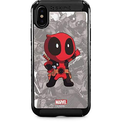 deadpool iphone xs max case
