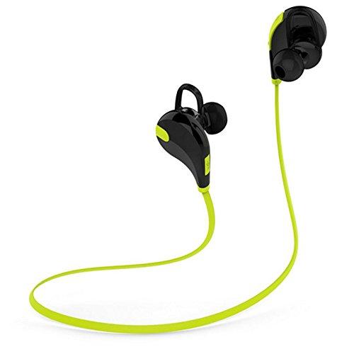 MAZIMARK--Bluetooth Wireless Handfree Headset Stereo Headphone Earphones Sport Universal