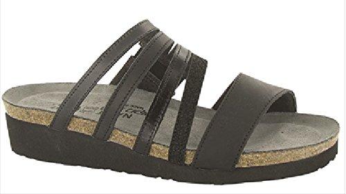NAOT Women's Peyton Slide Sandals, Brown, 41 EU, 10-10.5 US M