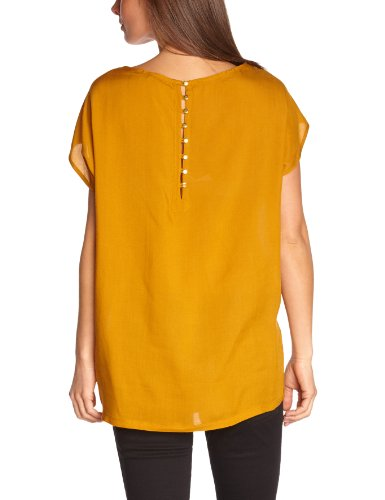 Tiffosi - Camiseta para mujer Camel
