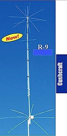 cushcraft R9 Antena Vertical para le bandas dei 6,10,12,15,17 ...