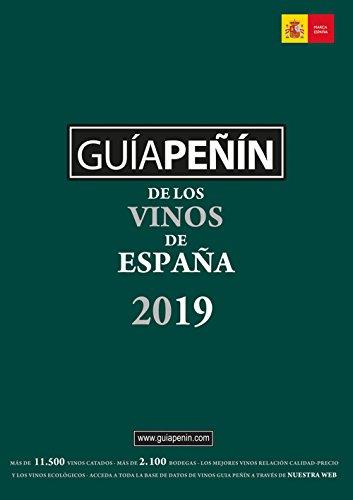 Guia Penin de los Vinos Espana 2019 (English and Spanish Edition) by PI&ERRE