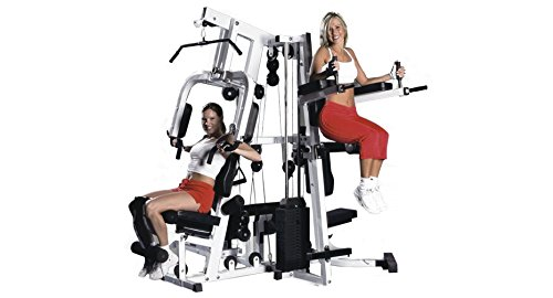 Yukon Wolverine Home Gym Set