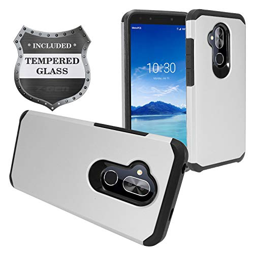 Smartphone Basic Cases Alcatel 7 Phone 6062W, T-Mobile REVVL 2 Plus (2018),  REVVL2 Plus 6062Z -