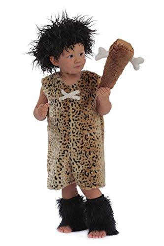 [Child size Cavebaby Costume - Family Costumes Great for Boy or Girl - XS - 4] (Cave Baby Girl Costumes)