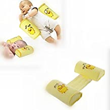 1PCS Baby Toddler Safe Cotton Anti Roll Pillow Sleep Head Positioner Anti-rollover