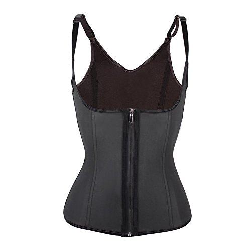 f994bde97 JOYMODE Women s Latex Waist Trainer Shapewear Workout Waist - Import It All