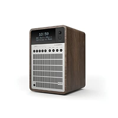 Image of REVO SuperSignal Deluxe Radio with DAB/DAB+/FM Reception, Digital Alarm and Bluetooth Wireless Streaming Clock Radios