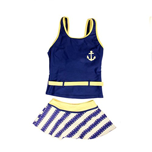 New Arrival Summer Children Kids Two-piece Swimsuit Swimw...
