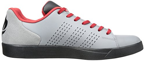 Adidas Performance Mens D Rose Lac Chaussure De Basket-ball Onix / Lumière Écarlate / Noir
