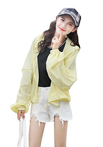 EHAME カーディガン レディース アウターウエア ショート丈 長袖 夏 ニット 冷房対策 日焼け トップス 紫外線 ビーチコート ゆったり おしゃれ 可愛い 大きいサイズ