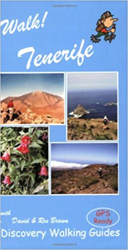 Walk! Tenerife: Amazon.es: David Brawn, Ros Brawn: Libros en ...