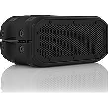 Braven BRV1MBBB BRV-1M Series Waterproof Bluetooth Speaker, Black