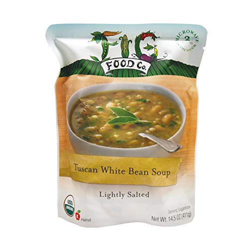 - Fig Food Tuscan White Bean Soup, 14.5 Ounce - 6 per case.