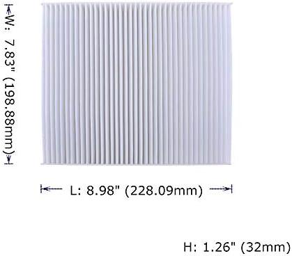 CABIN FILTER CF10743 CF1104,CAF1815P for GRAND CARAVAN INFINITI 24479 PC4479