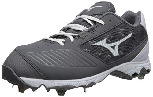 (Mizuno 9-Spike Advanced Sweep 4 9 Grey/White)