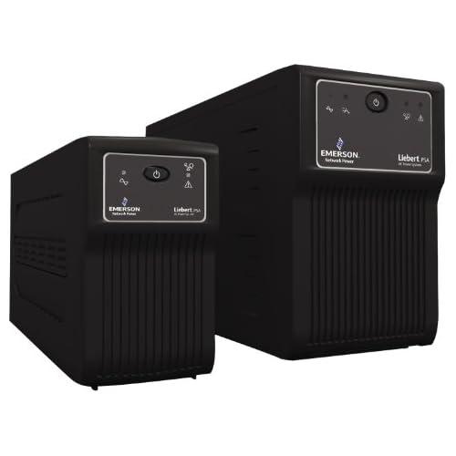 chollos oferta descuentos barato Vertiv Liebert PSA 500VA 300W 230V UPS Sistema de alimentación ininterrumpida SAI Color Negro